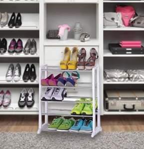 [Shop Boss]Sapateira Home - 5 Andares - 15 Pares - Arthi por R$  60