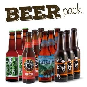 [Todo Vino] Beer Pack 12 Cervejas Especias - Edição Limitada - R$124