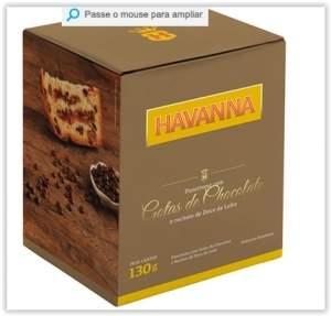 [Submarino] Mini Panettone Havanna Havanna 130g por R$ 10