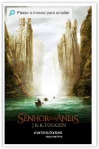 [Submarino] Livro - Senhor Dos Anéis, O - Capa Do Filme  por R$ 41