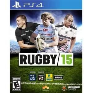 [Casas Bahia] Jogo Rugby 15 - PS4 por R$50