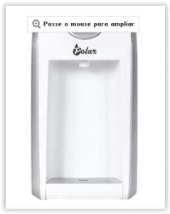 [Ponto Frio] Purificador de Água Polar WP200B - Branco por R$ 69