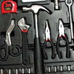 [SOU BARATO] Kit de Ferramentas 168 peças - Intech Machine - R$ 110,00