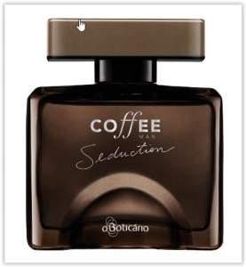 [Boticario] COFFEE MAN SEDUCTION DES. COLÔNIA, 100ML por R$ 71