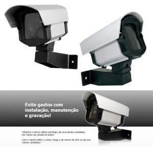 [SHOPBOSS] Câmera de Segurança Falsa apenas: R$14,90