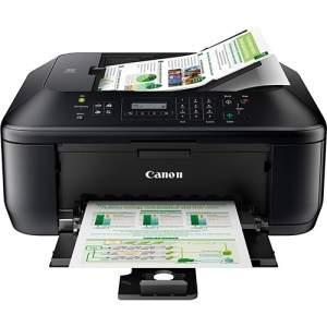 [SHOPTIME] Impressora Multifuncional Canon Pixma MX391 Jato de Tinta com USB - Impressora + Copiadora + Scanner + Fax - R$ 182,00