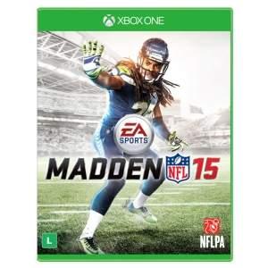 [CDiscount] Jogo Madden NFL 15 - Xbox One por R$ 48