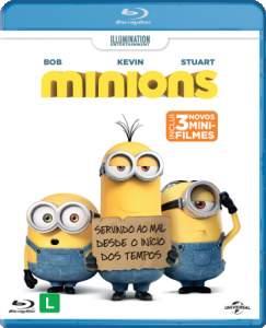 [SARAIVA]  Minions - Blu-Ray - R$ 20,00
