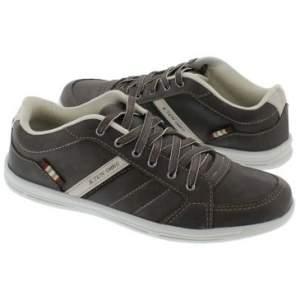 [CLUBE DO RICARDO] Sapatênis Action Shoes Sintético Marrom 10202PAR - R$ 30,00