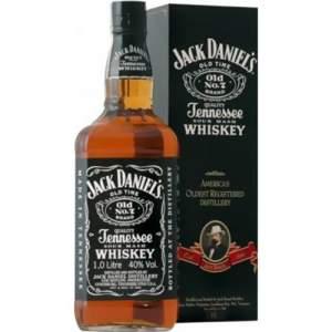 [SOU BARATO] Whisky Jack Daniel's 1000ml - R$ 99,00