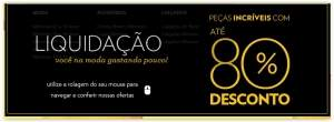 [Marisa] Liquidação a preço de Banana a partir de R$ 6