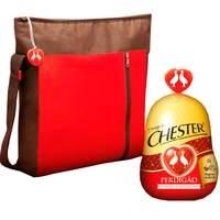 [Delivery Extra] Kit Felicidade PERDIGÃO Contém 1 Chester Tradicional 1 Bolsa Térmica Carteiro por R$ 10