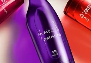 [Natura]  Desodorante Colônia Feminino Humor Perfeito - 75ml R$ 70