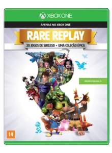 [Saraiva] Jogo Rare Replay - Xbox One - R$57