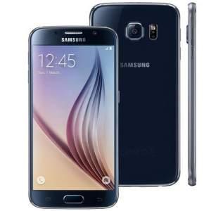 """[EXTRA] Smartphone Samsung Galaxy S6 SM-G920I Preto com Tela 5.1"""", Android 5.0, 4G, Câmera 16MP e Processador Octa-Core - Vivo - R$1.988,00"""
