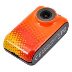 [Guriveio] Câmera Esportiva Oregon HD Action Infantil - ATCGecko Laranja