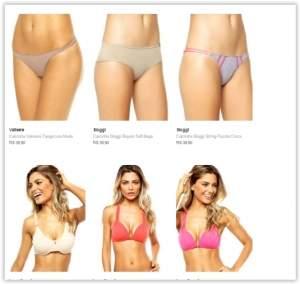 [Dafiti] 5 itens de moda intima por R$ 99
