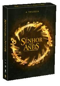 [Saraiva] DVD Coleção Trilogia o Senhor Dos Anéis - 3 Discos - R$20
