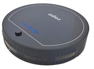 [Submarino] Robô Aspirador de Pó Ropo Glass com Limpeza Programável e Controle Remoto - Preto - R$989,00