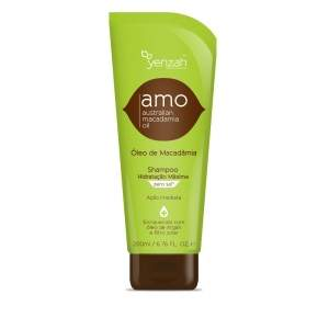 [Beleza na Web] Shampoo Yenzah Macadâmia, 200ml - R$14