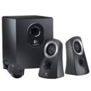 [EXTRA] Caixa de Som Speaker Logitech 2.1 BIV Z313 - R$236
