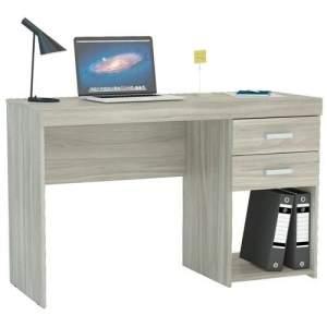 [CASAS BAHIA] Mesa para Computador Politorno Malta com 2 gavetas - R$127