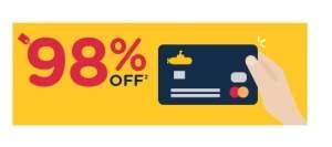 [SUBMARINO] Faça Cartão Submarino e Compre Produtos à Partir de R$2,90