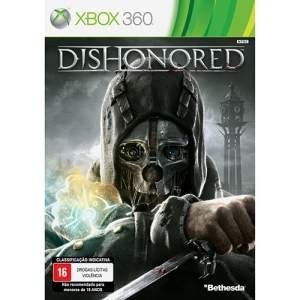 [Submarino] Jogo Dishonored - Xbox360 - R$34