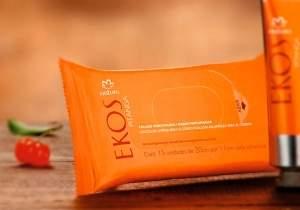 [Natura]  Folhas Perfumadas Pitanga Ekos - 15und R$ 10,00