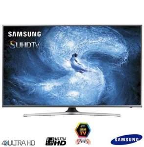 "[FAST SHOP] Smart TV 4K LED Samsung 55"" com NanoCristal, UHD Upscaling e Wi-fi - R$4513"