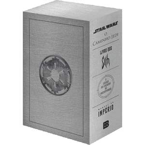 [SUBMARINO] Livro - Box Star Wars ( 4 Volumes)