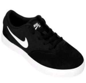 [Dafiti] Tênis Nike Infantil (Menino) SB Check Skate por R$ 72