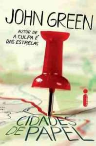 [Amazon] Livro Cidades de Papel por R$ 9
