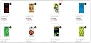 [Ponto Frio] Capa Personalizada Exclusiva Xiaomi Redmi 2 por R$ 30