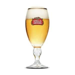 [EMPÓRIO DA CERVEJA] Cálice Stella Artois 250ml Caixa com 2 unidades - R$29