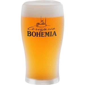 [EMPÓRIO DA CERVEJA] Copo Cervejaria Bohemia , 340 ml - 1 Unidade - R$11