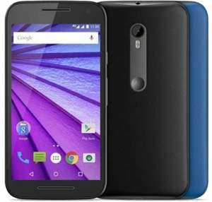 [Compreiémeu] Smartphone Motorola Moto G 3ª Geração Colors XT1543 16GB Preto por R$ 897