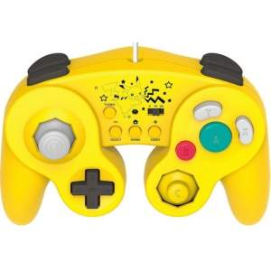 [Submarino] Controle Wii U - Battle Pad Pokémon Pikachu - R$ 160