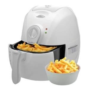 [ShopFácil] Fritadeira Britânia Air Fry Pro Saúde - Branco por R$ 282