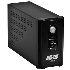 [CATRAL]-Nobreak NHS Compact Plus III 1200VA - R$329,40