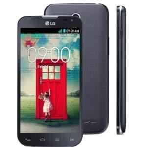 """[Casas Bahia] Smartphone LG L90 Dual D410 Preto 8GB - 4.7"""", Android 4.4, 8MP  - R$512"""