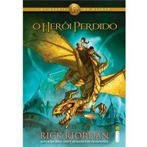 [Pontofrio] Os Heróis do Olimpo - O Herói Perdido - Livro 1 - R$10