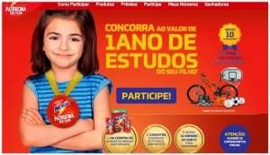 [Nestle] Promoção NESCAU®,Patrocinaseu Filho!