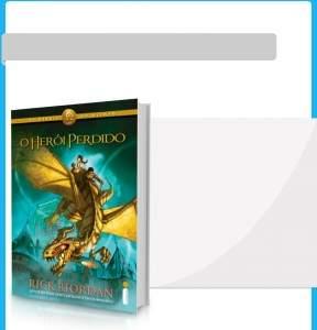 [submarino] Livro - O Herói Perdido - Coleção Os Heróis do Olimpo - Livro 1  R$ 12,00