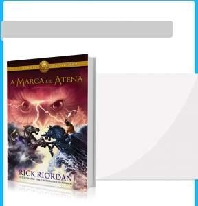 [submarino] Livro - A Marca de Atena - Série Os Heróis do Olimpo - Livro 3 R$ 12,00