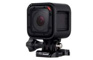[Peixe Urbano] Câmera Digital e Filmadora GoPro Hero 4 Session CHDHS-101 Preta por R$ 1220