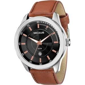 [Americanas] Relógio Masculino Seculus Analógico - 28514g0sgnc1 - R$99,90