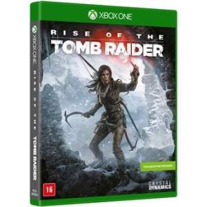 [Walmart] Jogo Xbox One Rise of the Tomb Raider Por 99