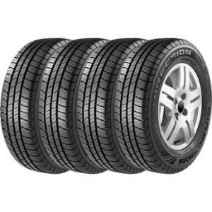 [Walmart] Kit com 4 Pneus Aro 14 Goodyear 175/65R14 82T Direction Touring por R$ 759