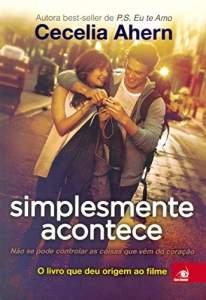 [Amazon] Livro Simplesmente Acontece - R$12